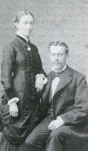 Rudolf Hartungs Eltern Ernst und Mathilde Hartung