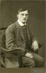 Der junge Rudolf Hartung