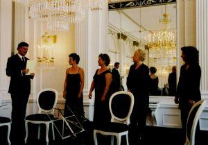 Das Rubin-Quartett gewinnt den ersten Preis des Quartett-Wettbewerbs