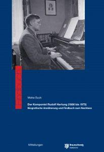 Buch zu Rudolf Hartung